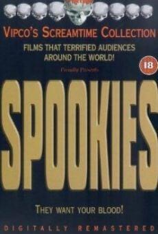 Ver película Spookies