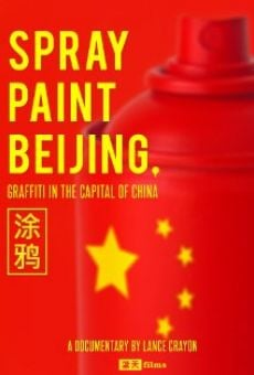 Ver película Spray Paint Beijing
