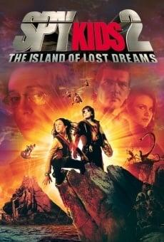 Ver película Spy Kids 2: La isla de los sueños perdidos
