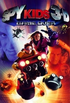 Película: Spy Kids 3D: Game Over