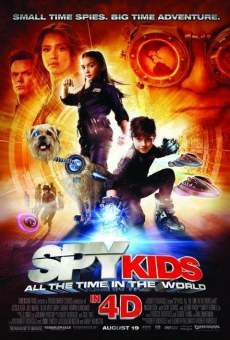 Ver película Spy Kids 4: All the Time in the World