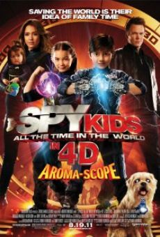 Spy Kids: All the Time in the World in 4D on-line gratuito
