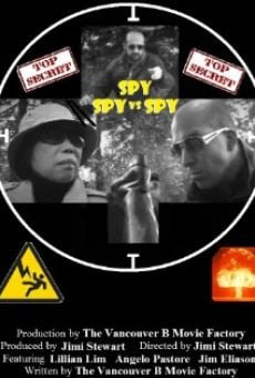Spy vs. Spy vs. Spy on-line gratuito