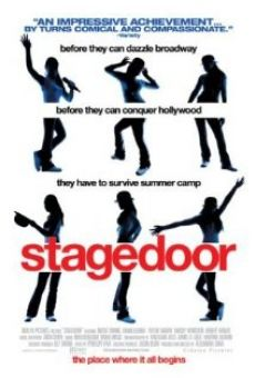 Ver película Stagedoor