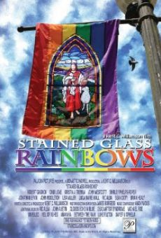 Stained Glass Rainbows on-line gratuito