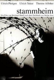 Ver película Stammheim, el proceso
