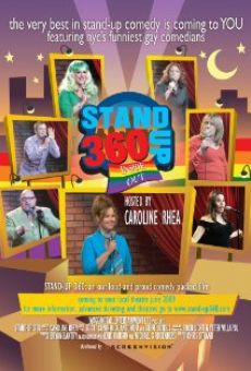 Stand-Up 360: Inside Out on-line gratuito
