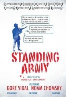 Ver película Standing Army