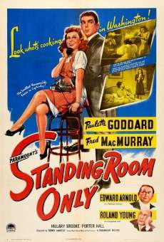 Película: Standing Room Only