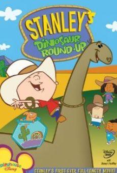 Ver película Stanley's Dinosaur Round-Up