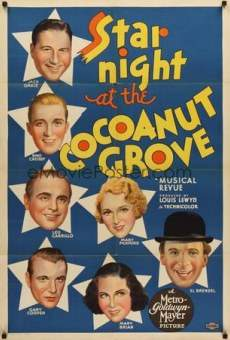 Ver película Star Night at the Cocoanut Grove