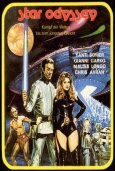 Ver película Star Odyssey
