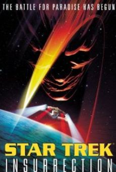 Star Trek: Insurrection on-line gratuito