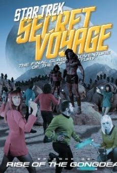Película: Star Trek Secret Voyage: Rise of the Gondea