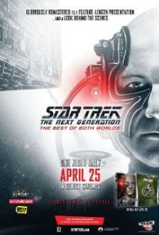 Película: Star Trek: The Next Generation - Regeneration: Engaging the Borg