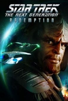 Película: Star Trek: The Next Generation - Survive and Suceed: An Empire at War