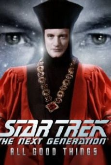 Ver película Star Trek: The Next Generation - The Unknown Possibilities of Existence: Making All Good Things...