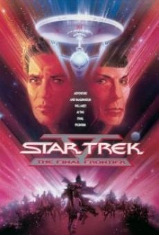 Star Trek V:The Final Frontier online gratis