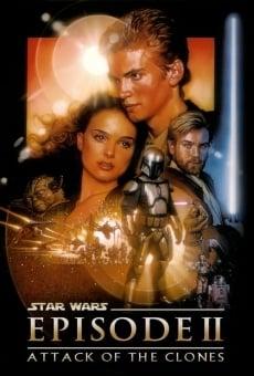 Ver película Star Wars. Episodio II: El ataque de los clones