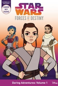Star Wars Forces of Destiny: Volume 1 on-line gratuito