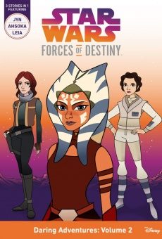 Ver película Star Wars Forces of Destiny: Volume 2