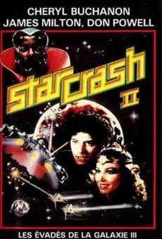 StarCrash II, Giochi erotici nella 3a galassia