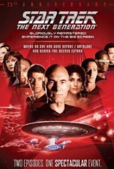 Película: Stardate Revisited: The Origin of Star Trek - The Next Generation