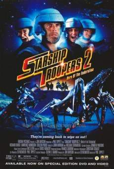 Starship Troopers 2: Hero of the Federation on-line gratuito