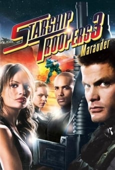 Starship Troopers 3: Marauder on-line gratuito