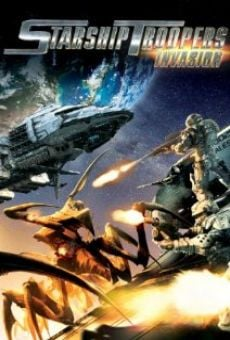 Starship Troopers: Invasion online free