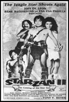 Ver película Starzan II: The Coming of the Star Son
