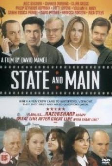 Película: State and Main