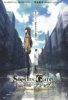 Ver película Steins;Gate: Fuka Ryôiki no Déjà vu