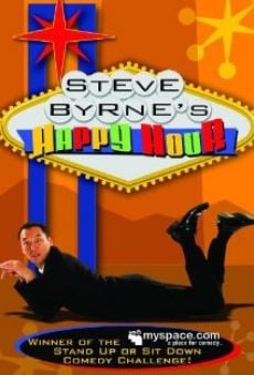 Steve Byrne: Happy Hour on-line gratuito