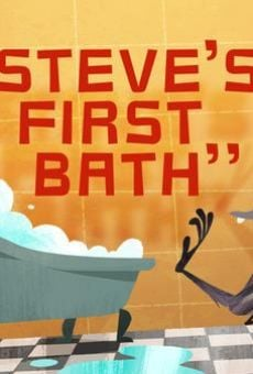 Cloudy with a Chance of Meatballs 2: Steve's First Bath