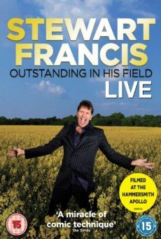 Película: Stewart Francis Live: Outstanding in His Field