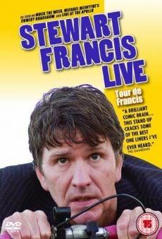 Stewart Francis: Tour De Francis online kostenlos