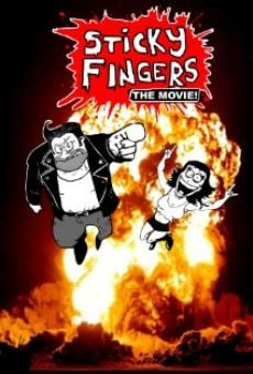 Película: Sticky Fingers: The Movie!