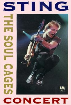 Ver película Sting: The Soul Cages Concert
