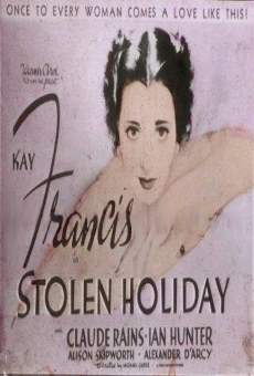Stolen Holiday on-line gratuito