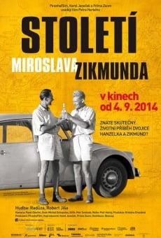 Ver película Století Miroslava Zikmunda