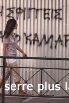 Stop à la Grèce en slip online