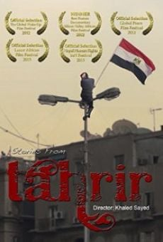 Stories from Tahrir online