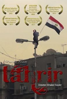 Película: Stories from Tahrir