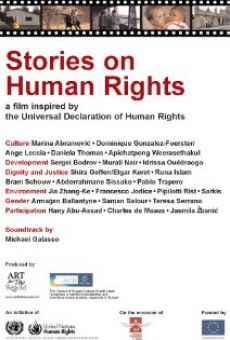 Película: Stories on Human Rights
