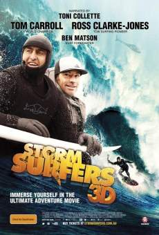 Storm Surfers 3D online streaming
