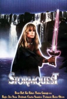 Ver película Stormquest
