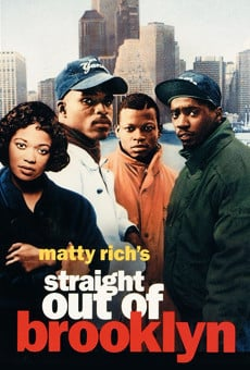 Ver película Straight Out of Brooklyn