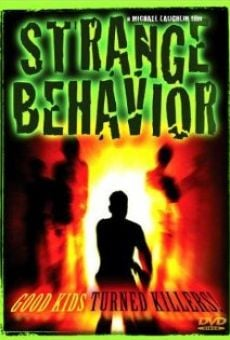 Strange Behavior on-line gratuito