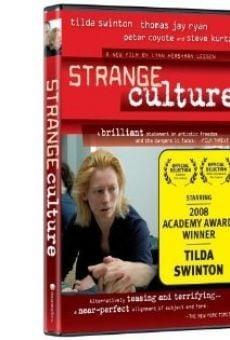 Strange Culture on-line gratuito
